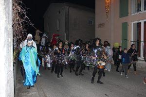 2015: Carnaval à Barbière