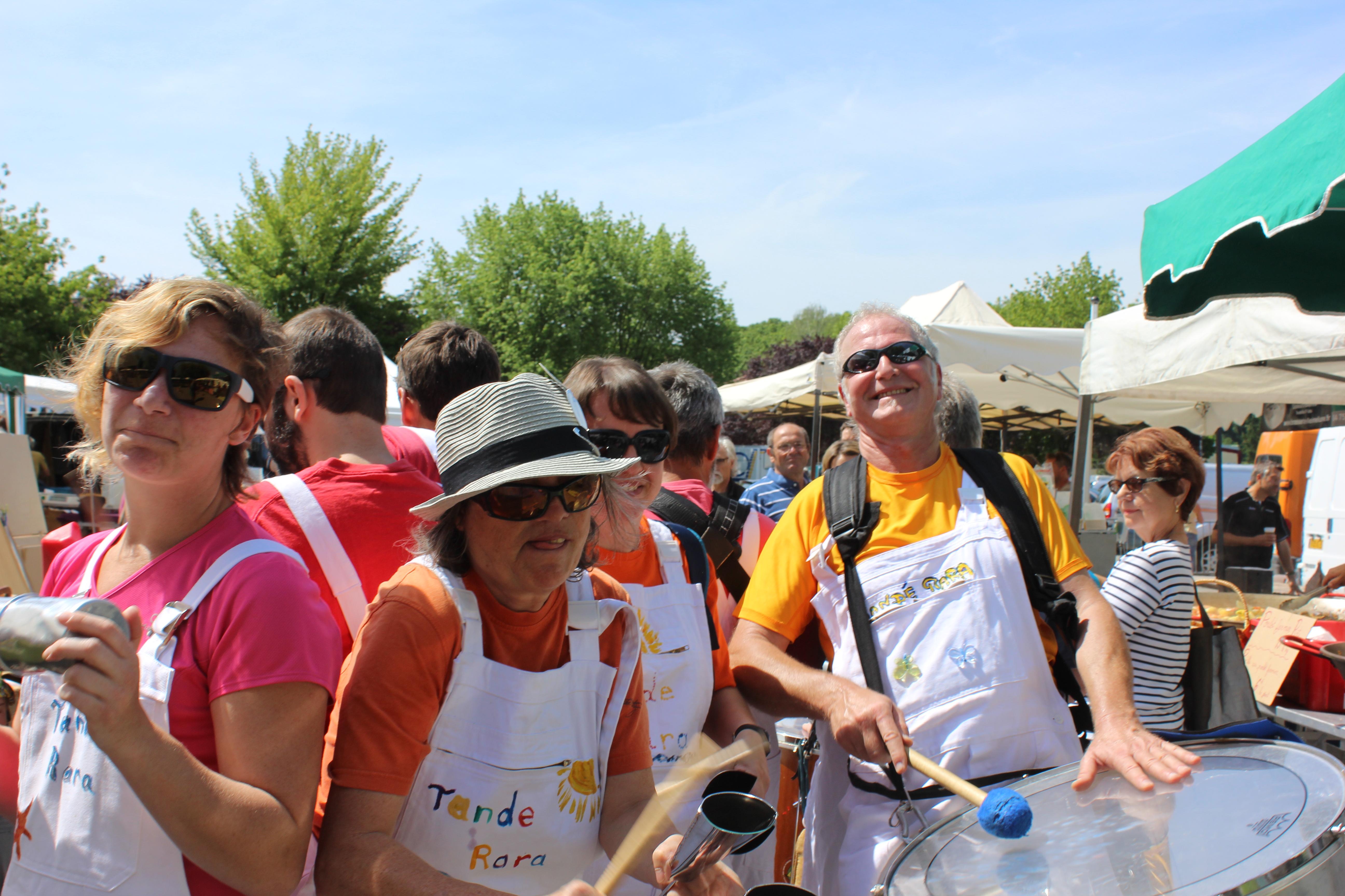 2015: Marché de St Donat