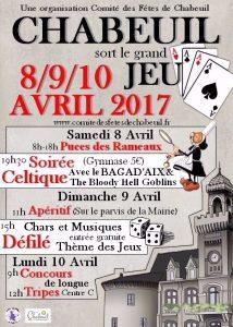 Corso de Chabeuil 9 Avril 2017