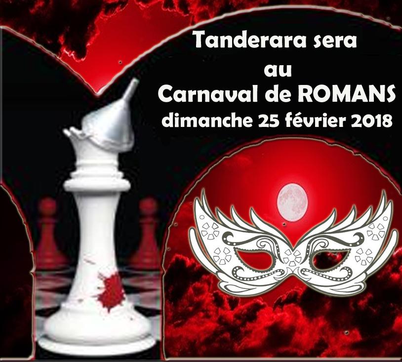 Tanderara au carnaval de Romans le dimanche 25 février 2018