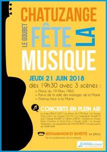 Tanderara fête la musique à Chatuzange le Goubet